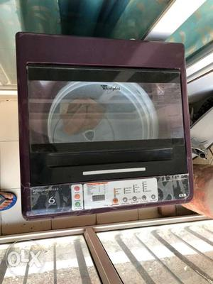 Whirlpool 6th sense washing machine. repair of 4k