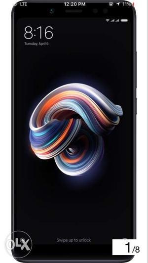 Note 5 pro 4gb 64gb sealed box