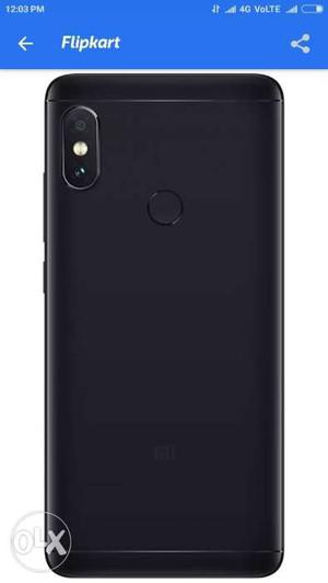 Redmi note 5 pro 4gb 64gb black sealed available