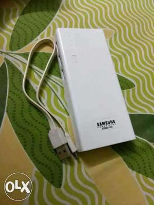Samsung mah power bank with USB charging