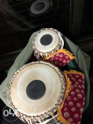 A Tabla in good condition for sale.