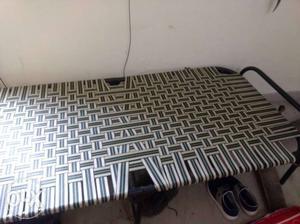 Brand new Folding Bed(manja)for sale. bilkul New