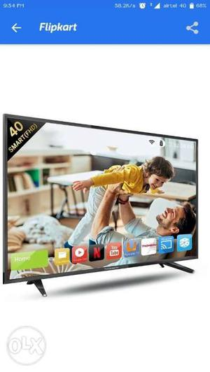 Thomson 40 inch Full HD Smart TV. 40 inch  x