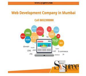 Web Development Company in Mumbai - Syspree Thane