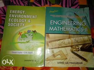 1st year BE Book:- Engineering Mathematics -2: