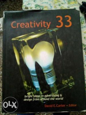 Its a specialist book for graphic designer.