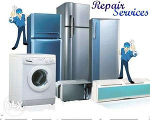 Master service is done by jet pressure at your door step AC