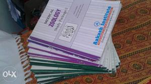 Old aakash material in new condition. Phy chem bio