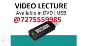 Video lectuers in hard disk or google drive