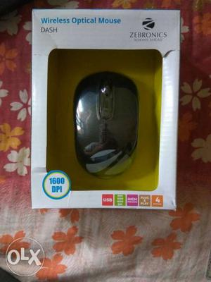 Zebronic wireless brand new mouse for laptop