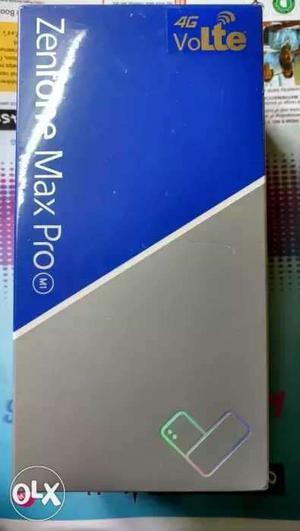 Asus Zenfone Max Pro M1 Black 32 Gb Rom 3 Gb Ram