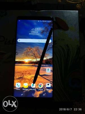 (Not for sale)Note 8 in excellent condition for exchange