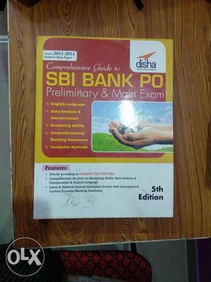 SBI Bank PO Exam Book