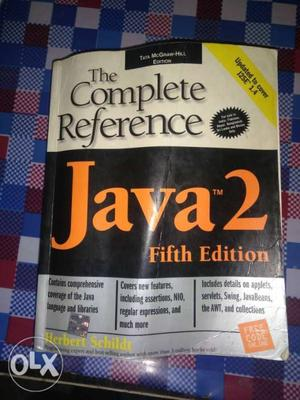 The Complete Reference Java 2 5th Edition Book