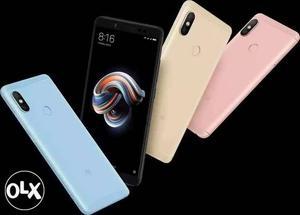 Xiaomi redmi note 5 pro and asus zenfone pro m1