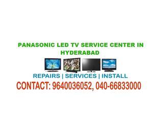 Panasonic LED TV Service Center in Hyderabad |