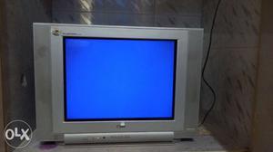LG Flatron TV working condition.