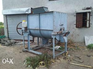 Poultry Feed Mixer & Grinder Capacity 500kg.Set