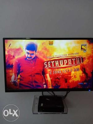 Sony 26 inch full HD LED TV 1 year replacement guarantee