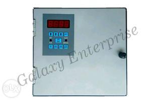 3 phase submersible pump digital control panel