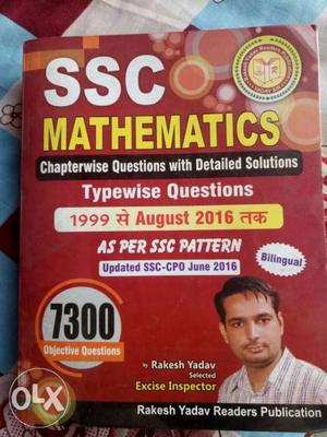 A good book for all ssc exam especially for