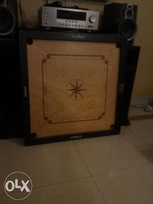 Carrom Board Bought for , now selling.