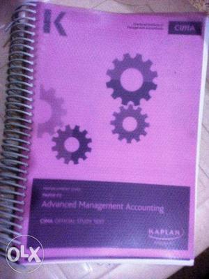 Cima Books (operational Level & Management Level)