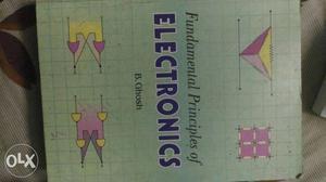 Fundamental Principles Of Electronics By B. Ghosh Book