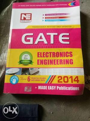 Gate Electronics Engineering Textbook