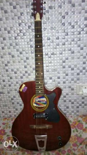 Givson guitar for sale. No negotiations on price.