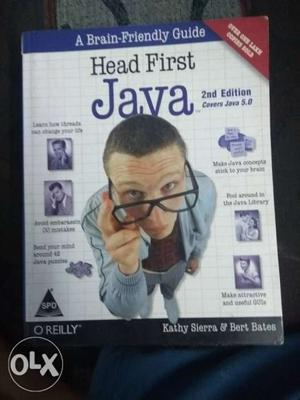 Head First Java 2nd Edition Book