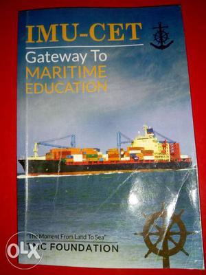 IMU-CET, Gateway to Maritime Education, New