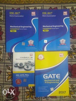 Made Easy books for GATE & ESE Mechanical