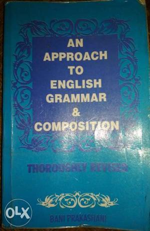AN approach to english grammar & composition.