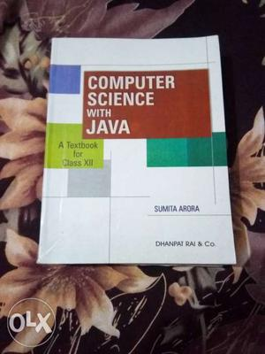 Computer Science With Java By Sumita Ardra Book