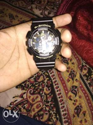 Have G Shock original watch.. don't have bill.