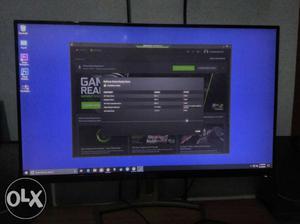Dell 21.5 Inches computer monitor 1 HDMI and VGA