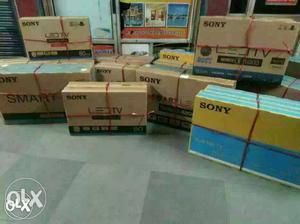 Sony 42 inch full HD led TV with home delivery free original