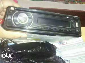 Sound Bar new condition CD player aux card reader