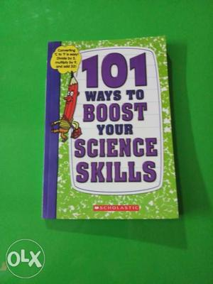101 Ways To Boost Your Science Skills Book