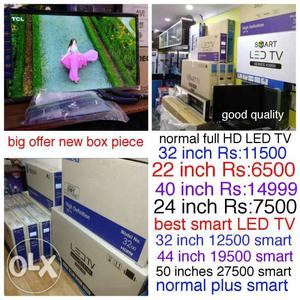 Brand new Akai 32 inch full HD LED TV