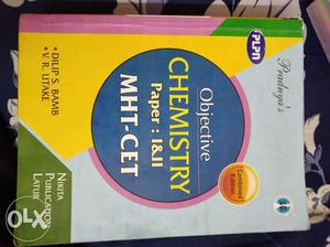 Chemistry Theory and objective book (pradnya)