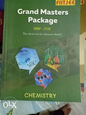 FIITJEE Grand Masters Package Book