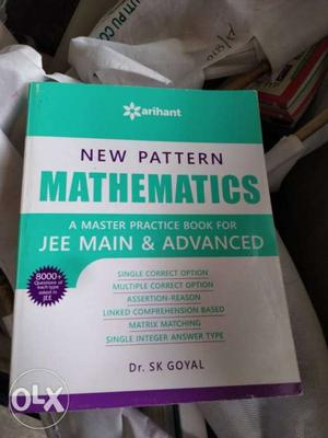 New Pattern Mathematics A Master Practice Book For JEE Main