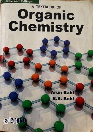 Organic Chemistry,s.chand Publiction For B.sc