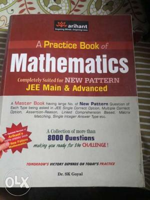 Practice Books Of Math And Chemistry By Sk Goyal