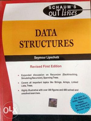 Unused - Schaum's Data Structures Revised 1st ed. - Seymour