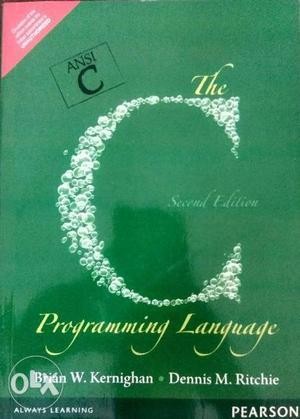 Unused - The C Programming Language 2nd ed. - Kernighan and