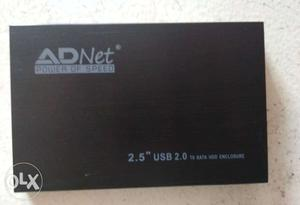 1 TB perfect working external hard disk for urgent sale no