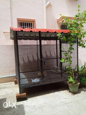 Dog cage..suitable for all types of dogs..Big Size